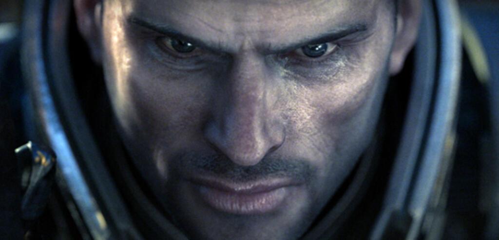 Commander Shepard aus Mass Effect