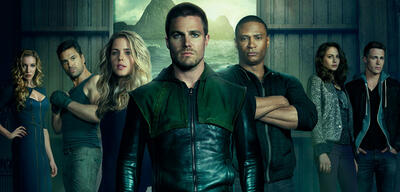 Ein Arrow-Star kehrt zur Stammbesetzung zurück