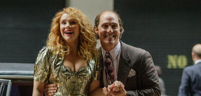 Gold mit Bryce Dallas Howard und Matthew McConaughey