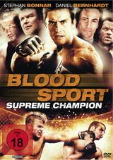 Bloodsport - Supreme Champion - Poster