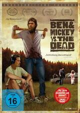 Ben & Mickey vs. the Dead - Poster