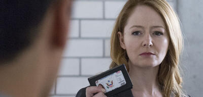 Miranda Otto in Homeland