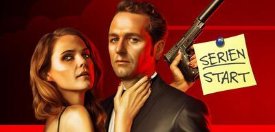 Keri Russell  und Matthew Rhys als Ehepaar vereint im Kalten Krieg.