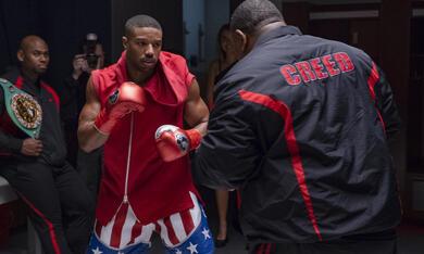 Creed II mit Michael B. Jordan - Bild 3