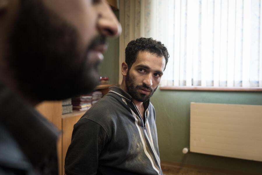 Grenzland mit Sami Nasser und Hassan Akkouch