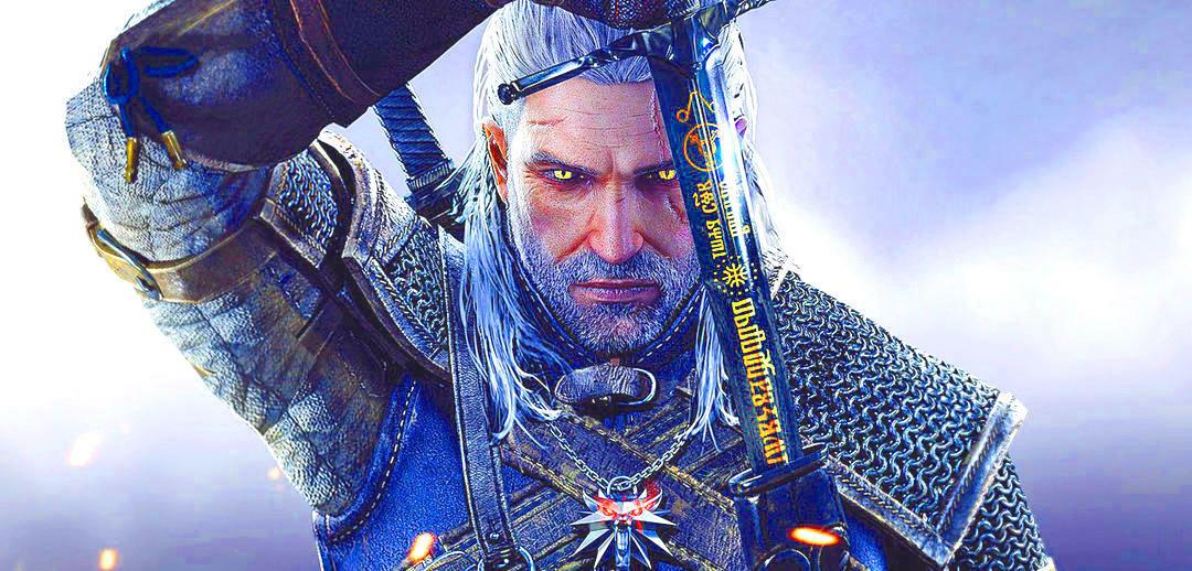 The Witcher auf Netflix: Hinweis auf Geralts Silberschwert entdeckt