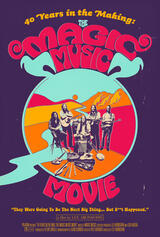 40 Years in the Making: The Magic Music Movie - Poster