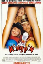 Kingpin - Zwei Trottel auf der Bowlingbahn Poster