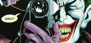 Bild zu:  Mark Hamill wird wieder zum Joker