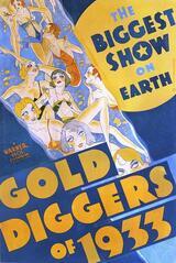 Goldgräber von 1933 - Poster