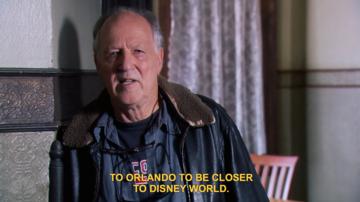 Werner Herzog in Parks and Recreation