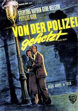 Von der Polizei gehetzt - Poster