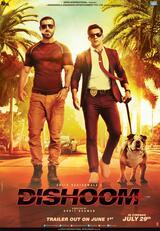 Dishoom - Poster