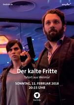 Tatort: Der kalte Fritte Poster