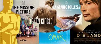 Nominierungen für den Besten fremdsprachigen Film 2014