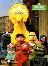 Sesamstraße - Poster