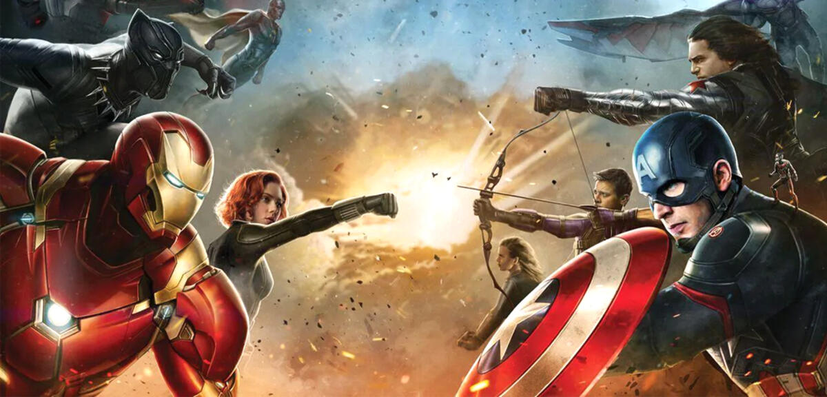 Kampf der Avengers in Civil War: Bist du Team Iron Man oder Team Captain America?