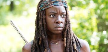 Danai Gurira in The Walking Dead