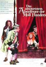 Die amourösen Abenteuer der Moll Flanders - Poster