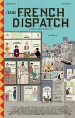 Poster für The French Dispatch