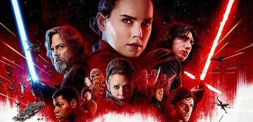 Star Wars 8: Die letzten Jedi (Poster)