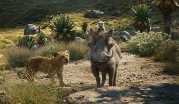 Welche Sprecher verbergen sich hinter Timon und Pumba?
