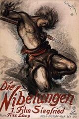 Die Nibelungen: Siegfried - Poster