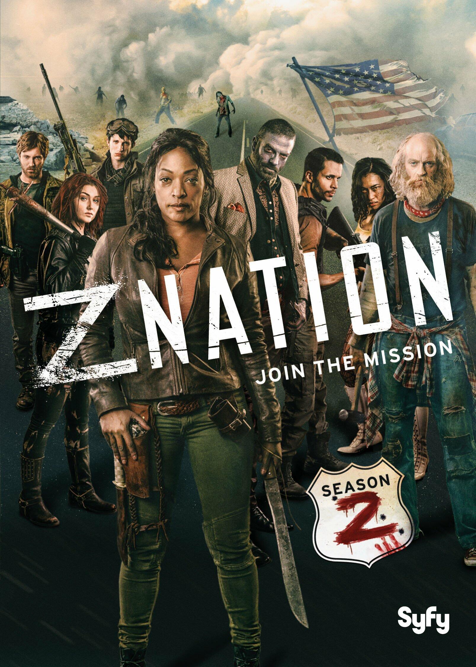 Z Nation Staffeln
