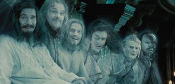 Der Sternwanderer hat viele lustige tote Prinzen