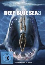 Deep Blue Sea 3 - Poster