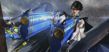 Bild zu:  Bayonetta 2