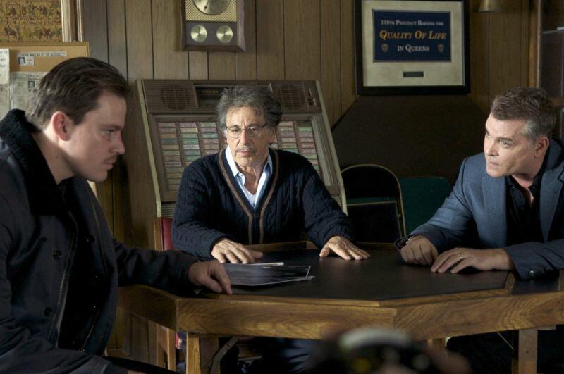 Ein Cop mit dunkler Vergangenheit mit Al Pacino, Channing Tatum und Ray Liotta