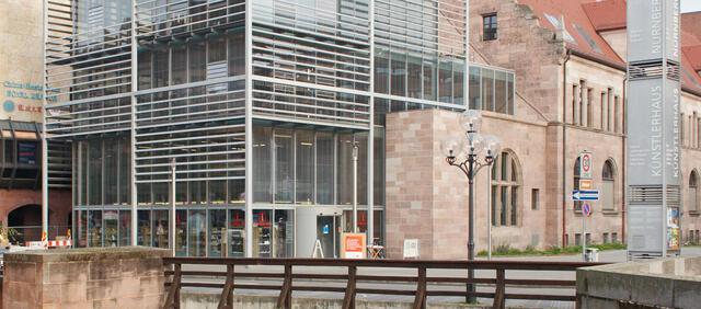 Das KommKino im Kulturzentrum Nürnberg