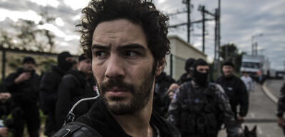 Tahar Rahim in The Last Panthers