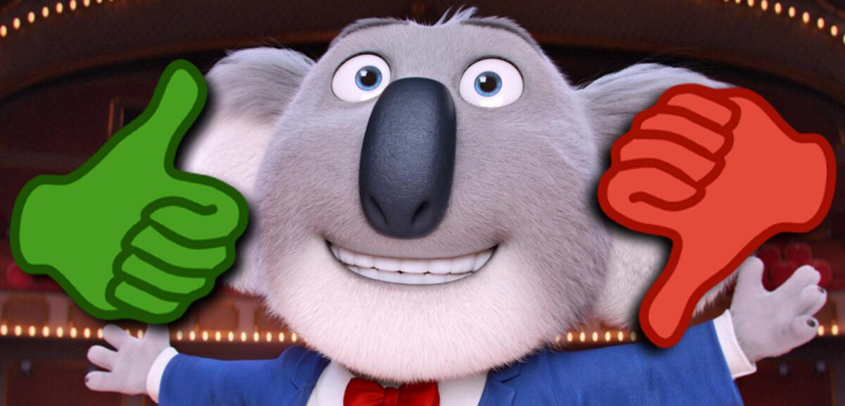 Sing Animationsfilm