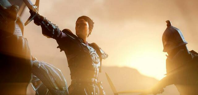 Niemand erwartet die Dragon Age: Inquisition – im Koop