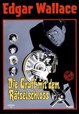 Die Gruft mit dem Rätselschloss - Poster