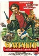 Scavenger - Der Spion mit der Glut im Blut