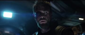 Chris Hemsworth in Avengers 3: Infinity War