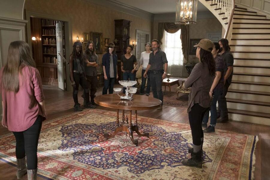The Walking Dead, Staffel 7 - Bild 1 von 2
