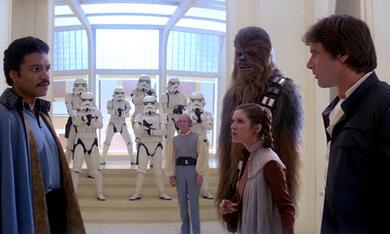 Das Imperium schlägt zurück mit Harrison Ford und Carrie Fisher - Bild 7