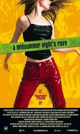 A Midsummer Night's Rave - Poster