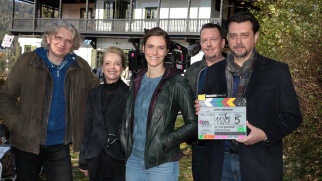 Steirerkreuz mit Miriam Stein, Wolfgang Murnberger, Gisela Schneeberger, Hary Prinz und Peter von Haller