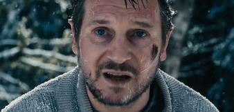 Liam Neeson in The Grey - Unter Wölfen