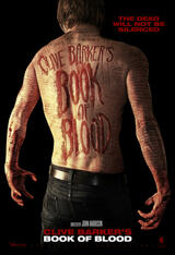 Book of Blood - Poster