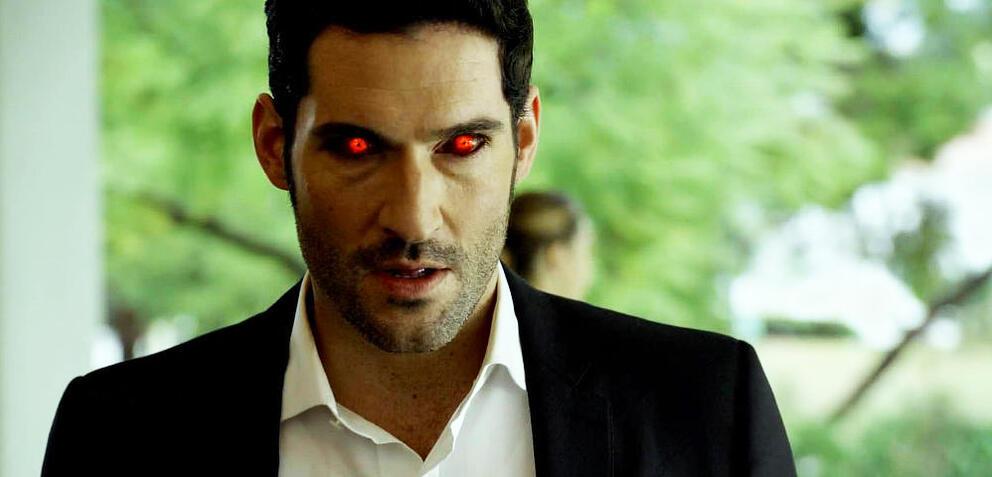 Lucifer wird böse