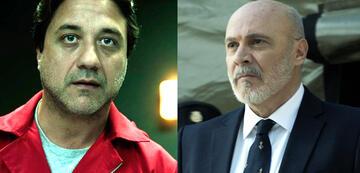 Haus des Geldes: Arturo Roman und Colonel Prieto