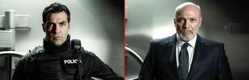 Haus des Geldes: Polizei-Bekannte Suárez und Prieto