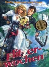 Crazy Honeymoon - Ein verrückter Hochzeitstrip - Poster