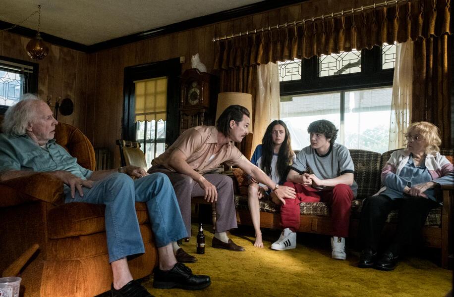 White Boy Rick mit Matthew McConaughey, Bruce Dern, Piper Laurie, Bel Powley und Richie Merritt